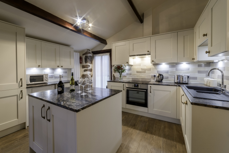 Wastwater Cottage kitchen