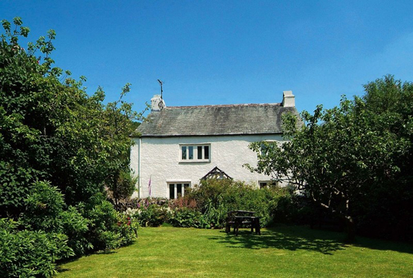 The Farmhouse large holiday cottage in Eskdale
