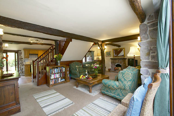 Scafell  - large cottage in the Lake District four bedrooms