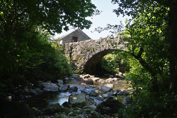 Whillan Beck cozy one bedroom cottage in Eskdale, Lake Disrict