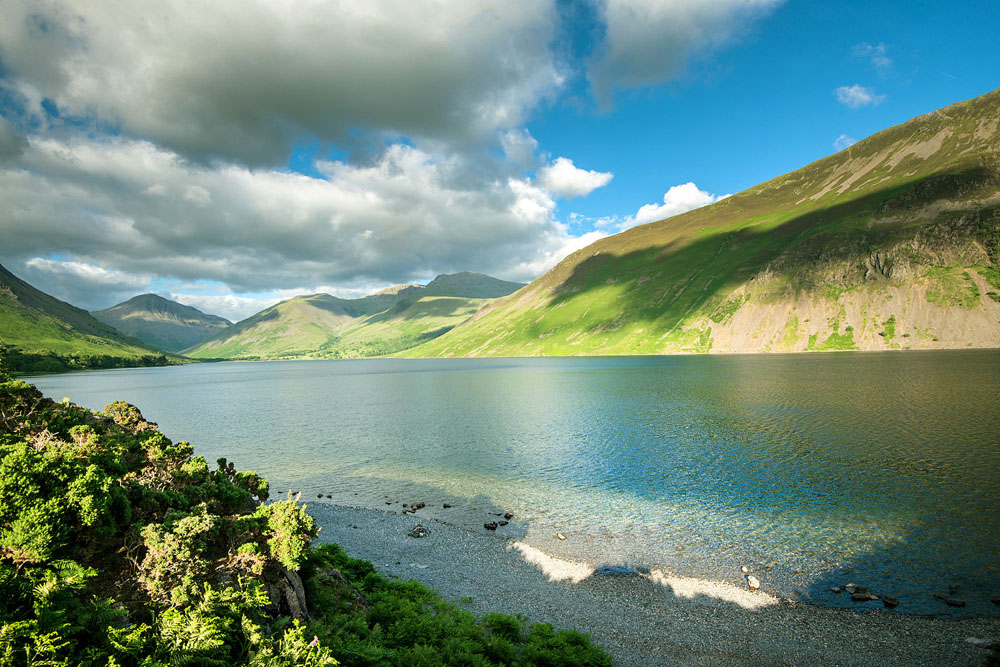 Wastwater Lake in Spring