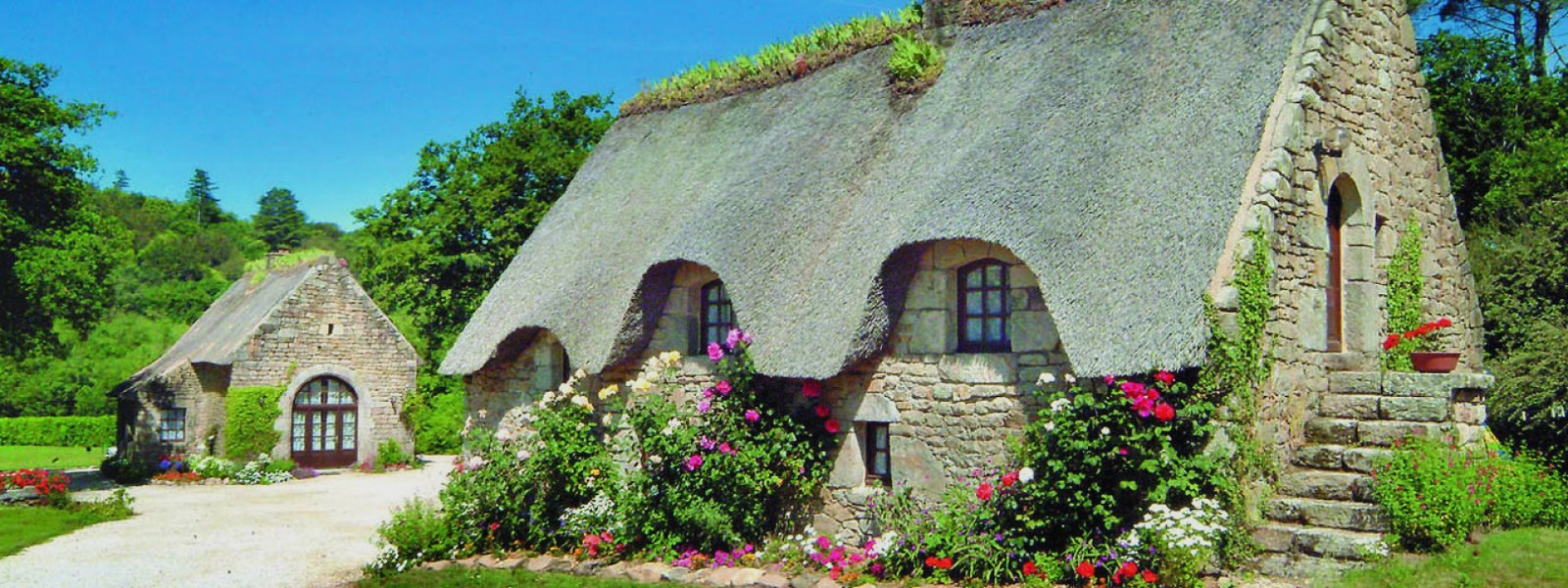 Brittany Holiday Cottages With Pool Select Cottages