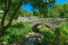 Boot Mill - England's oldest working water mill