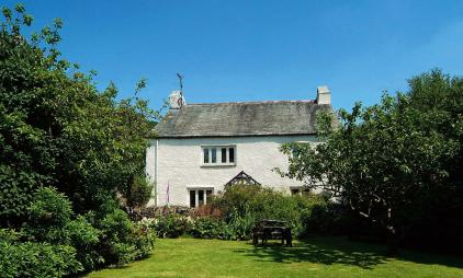 The Farmhouse large four bedroom cottage in the Lake District
