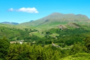 The glorious Eskdale Valley, a walkers paradise