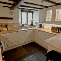 The Farmhouse Brand New Kitchen, fitted in 2018