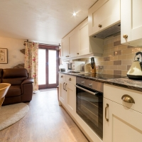 Whillan Beck New Kitchen and Open Plan Lounge Area