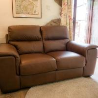 Luxury Italian Leather Sofa