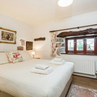Wastwater Downstairs Double Bedroom